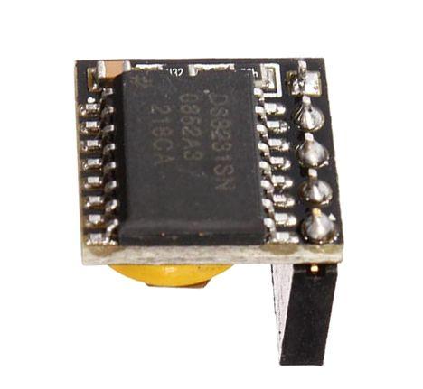 DS3231rtc